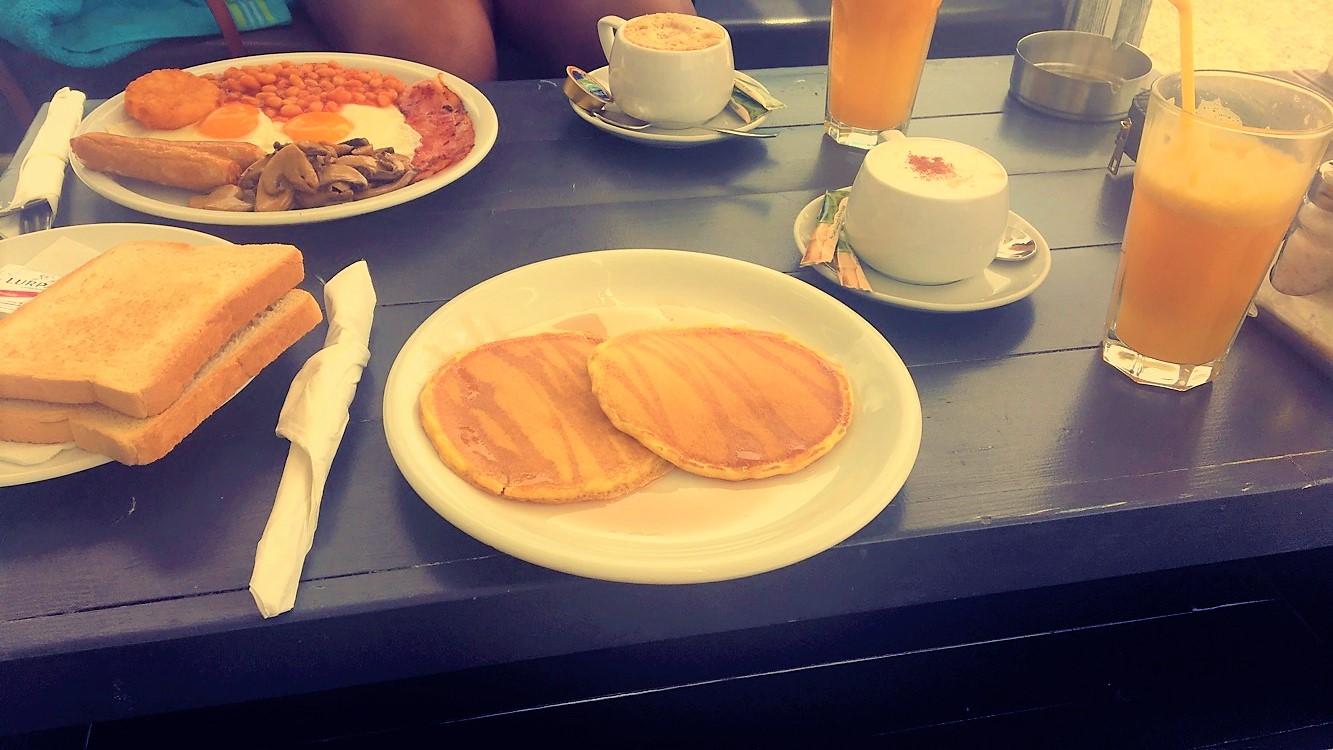 Kalamaki Beach Hotel Breakfast Zakynthos