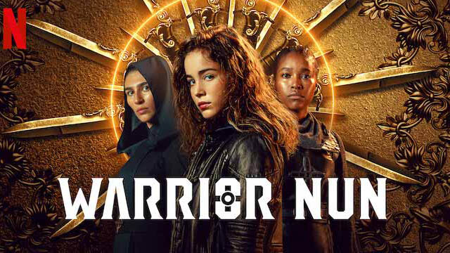 Warrior Nun (2020) Hindi Dubbed Full Movie Download Free