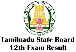 TN 12th Public Exam Result Date 2020