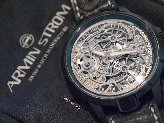 Armin Strom Skeleton1