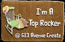 August 2021 Top Rocker