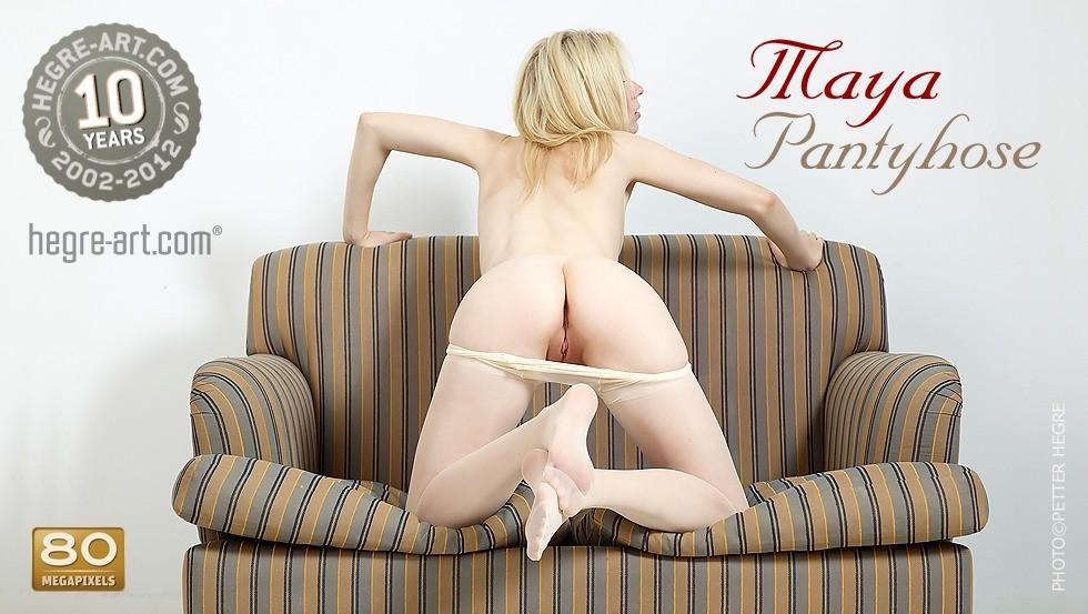 Hegre-Art2-03 Maya - Pantyhose 03060
