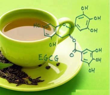 الشاي الاخضر يحسن الذاكرة ويزيد من الوعي والادراك .