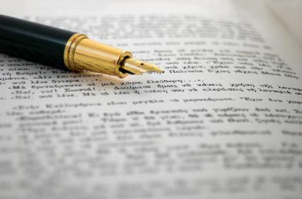 Proses menulis artikel