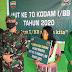 Peringati HUT Kodam I/BB, Dandim 0213/Nias Serahkan Rumah Program Rehab RTLH