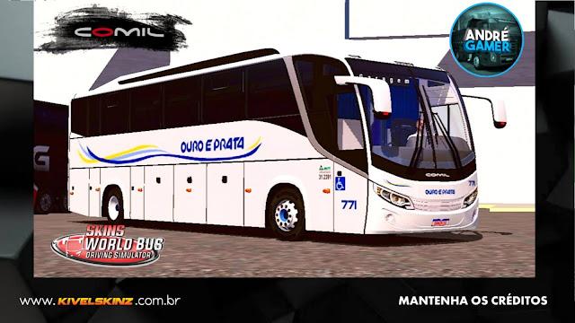 COMIL 1200 4X2 - VIAÇÃO OURO E PRATA