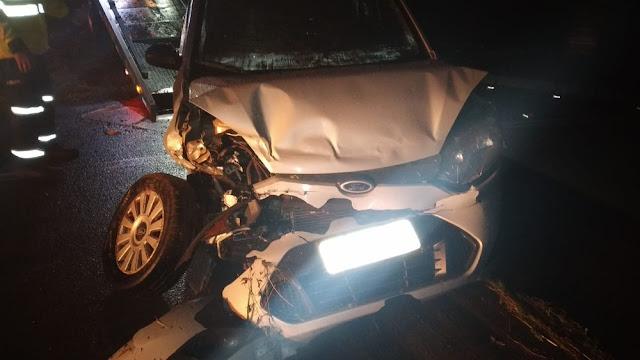 Em noite chuvosa, Polícia Rodoviária registra quatro acidentes de trânsito na região de Adamantina