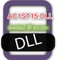 AC1ST15.dll download for windows 7, 10, 8.1, xp, vista, 32bit