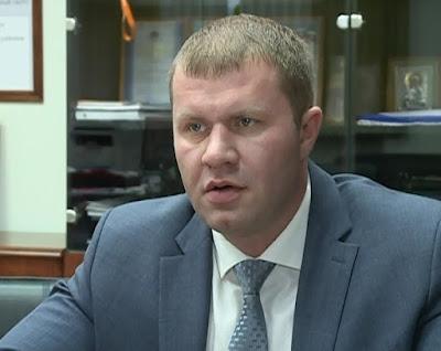 Нечаев Евгений Владимирович - Директор департамента здравоохранения Костромской области