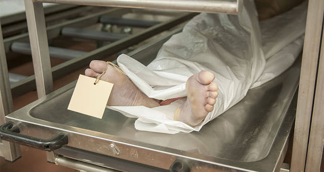 7 Surprising Facts About What Happens To Your Body When You Die