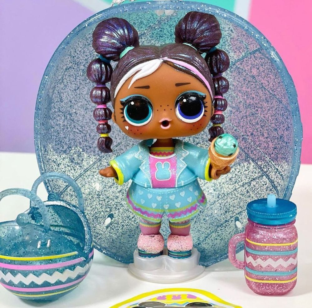 L.O.L. Surprise Easter Spring Sparkle Chick-a-Dee