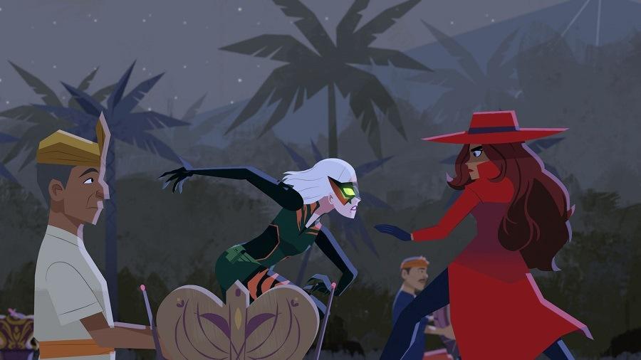 Carmen Sandiego - 1ª Temporada Torrent Download