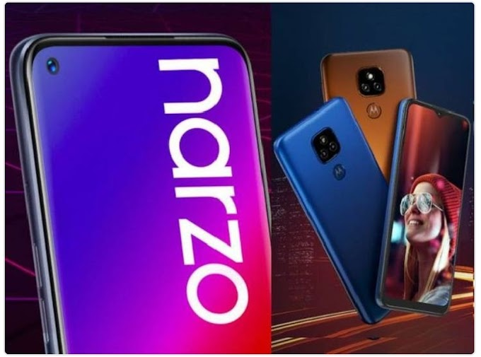The Realmy Narzo 20 series will launch tomorrow, the Motorola e7 Plus will launch on September 23; Find out what specifications smartphones will be equipped with