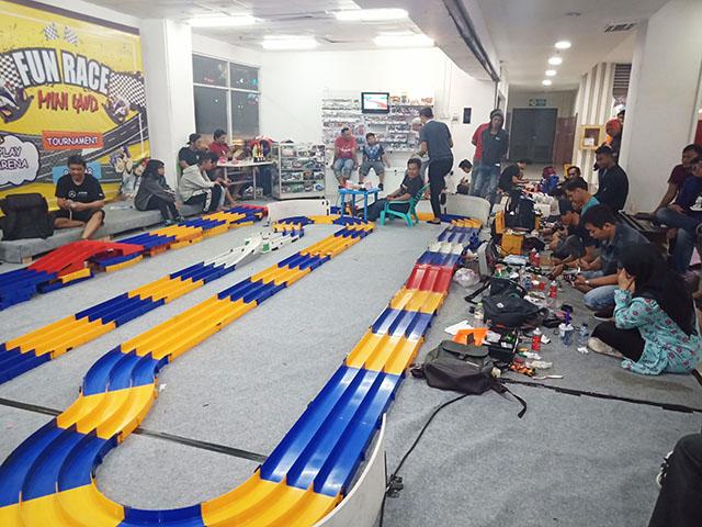 Tamiya Mainan Era 90-an Yang Masih Punya Fans Fanatik