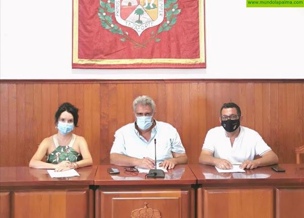 Convenio de colaboración entre el Ayto. De Tazacorte y Salud Mental La Palma