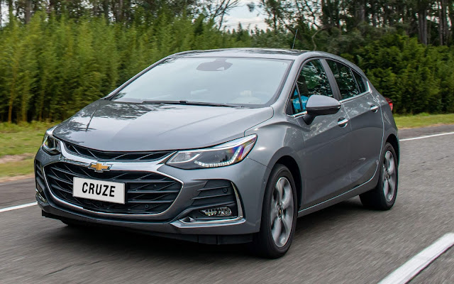 Novo Chevrolet Cruze Sport6 2020 Premier