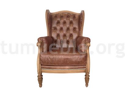 sillón piel verona