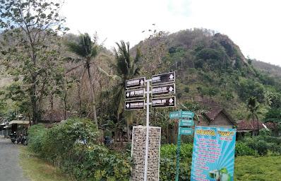Destinasi yang bisa dinikmati di desa wisata srikeminut