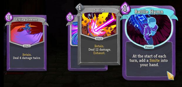 Slay the Spire Power Card