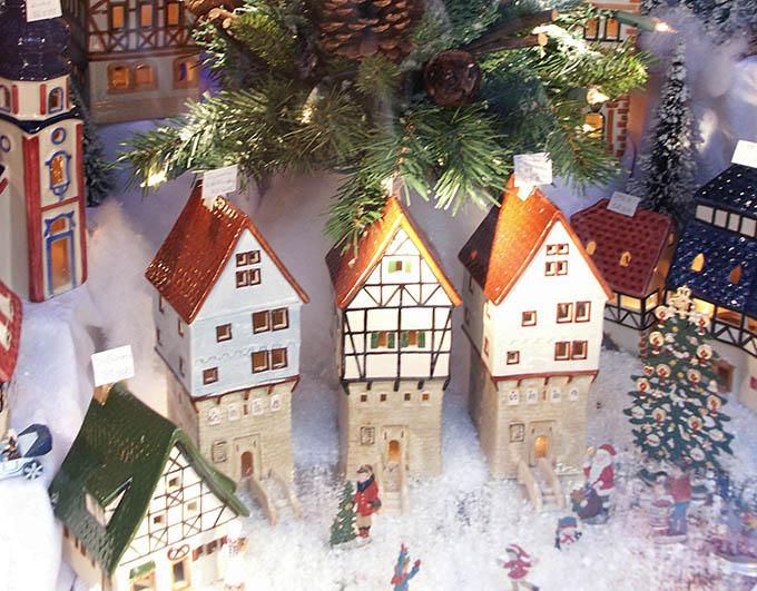 I negozi di Natale più belli del mondo