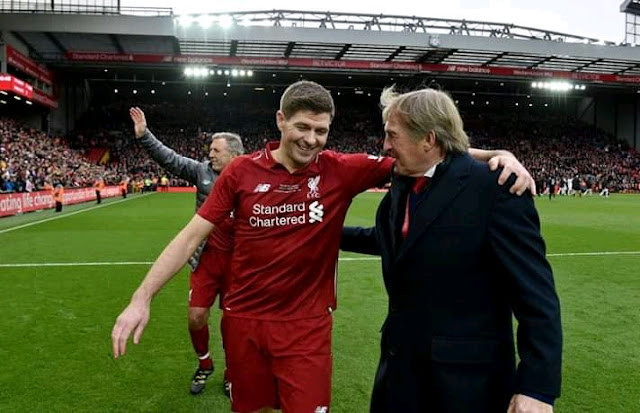 It Is Impossible To Sign Gerrard & Give Him An EPL Medal - Liverpool CEO