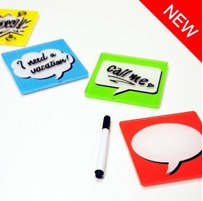 Rewritable Coasters