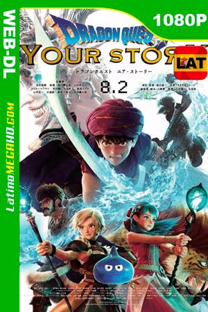 Dragon Quest: Tu historia (2019) Latino HD WEB-DL 1080P ()