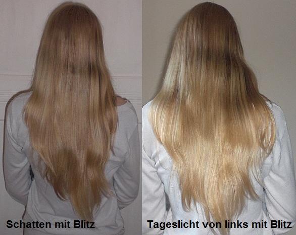 Haare Aufhellen Mit Backpulver Und Zitrone