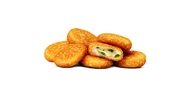 «Сырные медальоны с халапеньо» в Burger King, «Сырные медальоны с халапеньо» в Бургер Кинг состав стоимость пищевая ценность Россия 2018