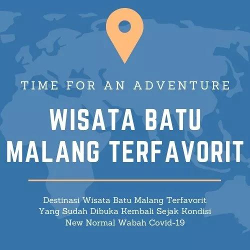 Wisata Batu Malang Terfavorit