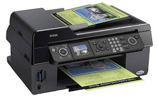 Epson Stylus DX9400F Pilotes