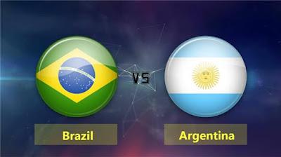 مشاهدة مباراة البرازيل والأرجنتين بث مباشر05-09-2021 تصفيات كأس العالم أمريكا الجنوبية