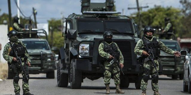SEDENA ha perdido a 11 Soldados en 309 enfrentamientos en los cuales han abatido a 250 Sicarios