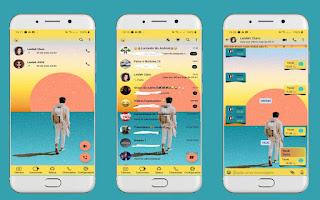 Alone Man Theme For YOWhatsApp & Fouad WhatsApp By Leidiane