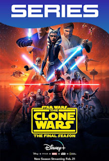 Star Wars Clone Wars Temporada 7 HD 1080p Latino