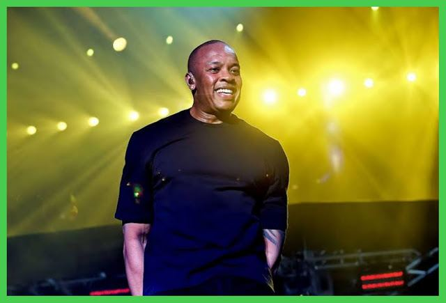 Dr Dre - Richest musicians in the world Forbes
