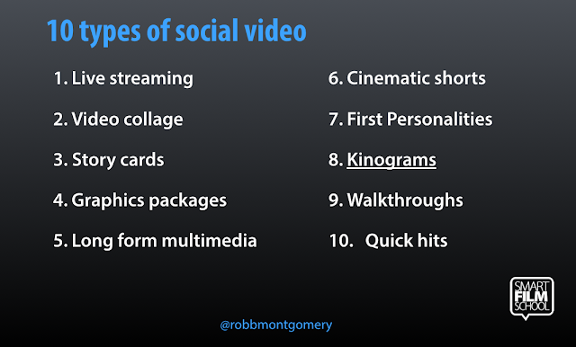10 ways you should be making social video with your phone