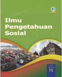 Buku IPS Siswa Kelas 9 k13 2018