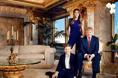 ภาพครอบครัวของโดนัล ทรัมป์