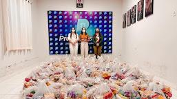 Partido Progressistas arrecada mais de 1 tonelada e meia de alimentos em doações para famílias acreanas