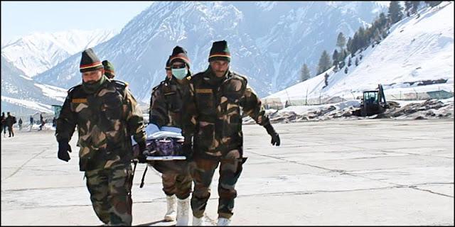 Konflik Meletus Lagi, 3 Tentara India Tewas dalam Bentrokan dengan Pasukan China