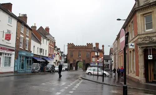 Bridgnorth Shropshire (England)