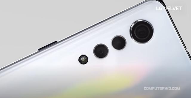 قبل إصداره رسميا تعرف عن قرب علي هاتف Velvet الجديد من LG Back Cameras عالم الكمبيوتر Computer-wd