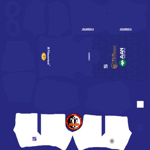 Kits Hà Nội Football Club 2021 - Dream League Soccer 2021-2021