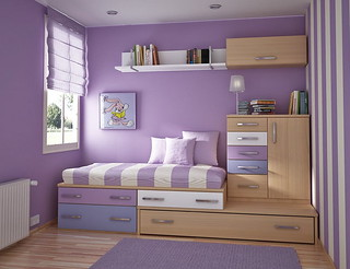 girl bedroom design photos