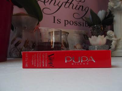 Maskara Vamp od Pupa Milano