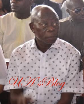 JUST IN: We Suspended Oshiomhole Based On Buhari's Directive