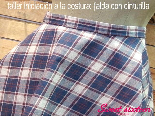 taller de iniciación a la costura Alcalá de Henares