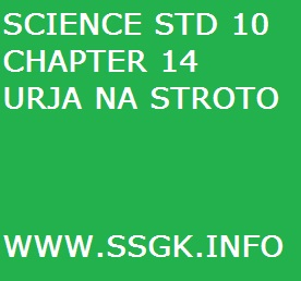SCIENCE STD 10 CHAPTER 14 URJA NA STROTO