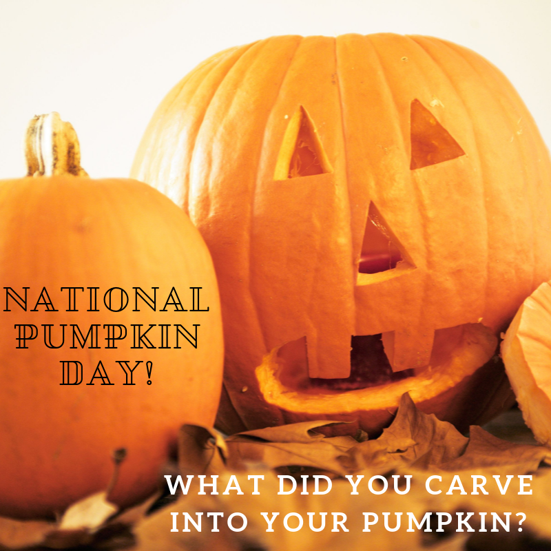 National Pumpkin Day Wishes Images download
